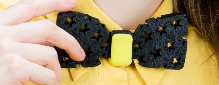 Naša prva kolekcija 3D štampanih leptir mašni!