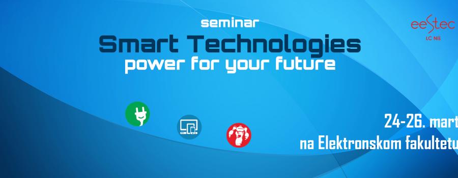 Predavanje na Smart Technologies konferenciji u Nišu