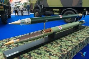 3D print raketa Oganj